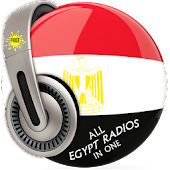 All Egypt Radios in One Free