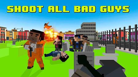 Cube War: City Battlefield 3D 2.6 screenshot 449901