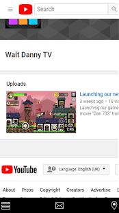 Walt Danny TV - náhled