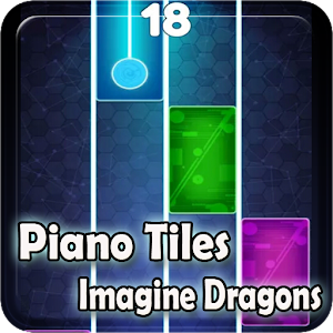 Imagine Dragons Piano Tiles