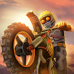 Trials Frontier 7.1.0 (Mod Money)