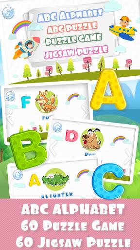 ABC Alphabet Puzzle Learning 1.0.2 screenshots 1