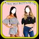 Women Short Sleeve Crop Tops Download on Windows