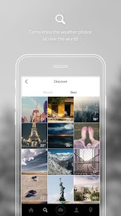 Take Weather (Photo & Sharing)- screenshot thumbnail