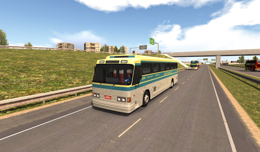 Heavy Bus Simulator- screenshot thumbnail