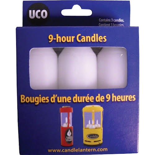 Light My Fire 9-hour Candles for Original Lantern: 3-pack