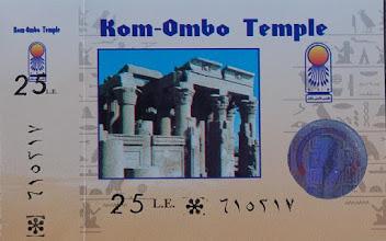 Photo: Kom Ombo Tempel