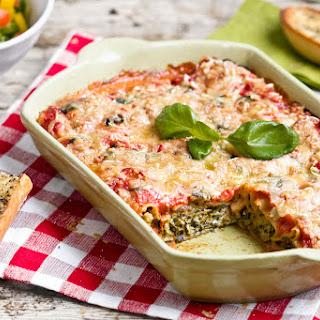 Cashew Ricotta and Spinach Cannelloni Recipe