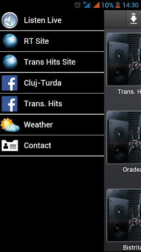 Radio Transilvania App