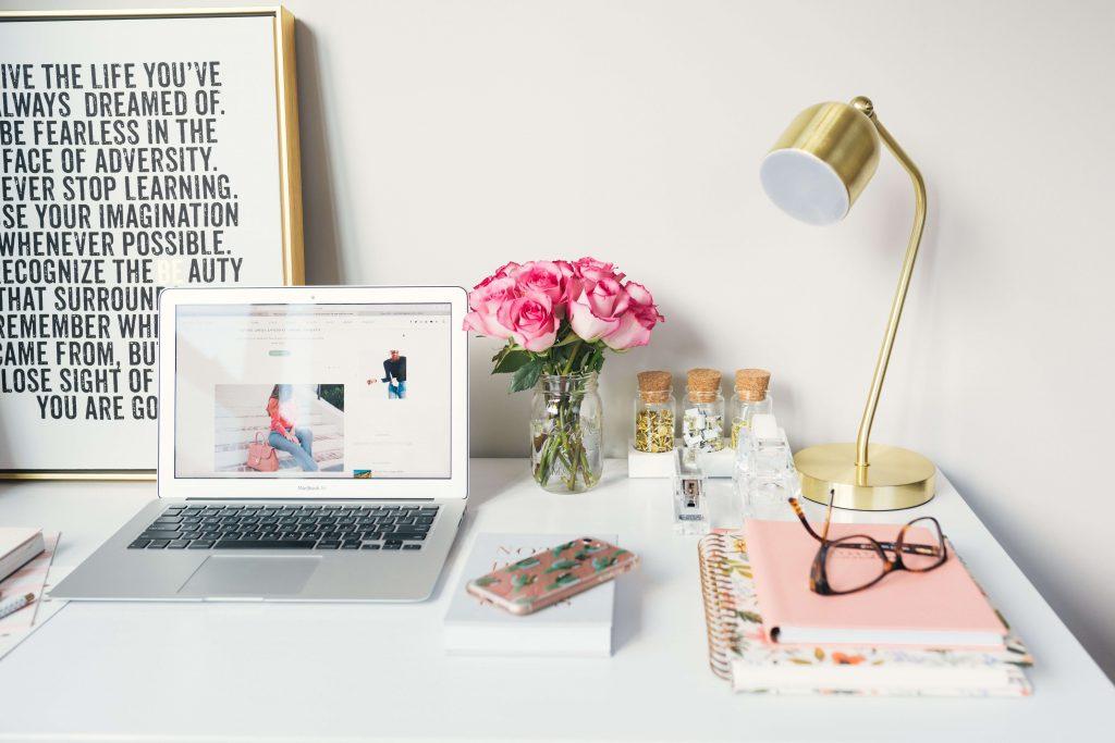 Set your desk properly