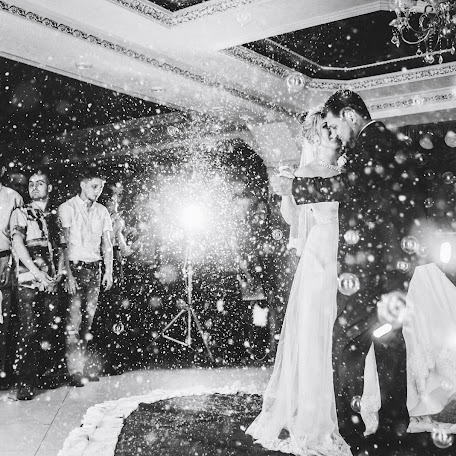 Wedding photographer Vladimir Borovkov (Borovkov123). Photo of 24.08.2017