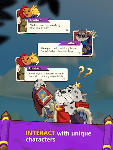 Kingdomtopia: Idle Animal Tycoon screenshots 15