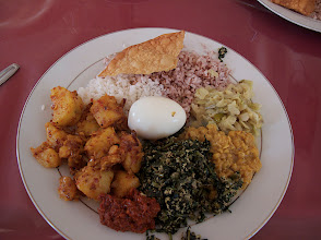 Photo: All You Can Eat Tangalle Sri Lanka