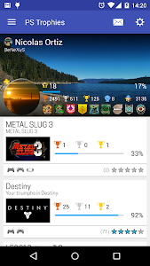 PS Trophies Lite screenshot 0