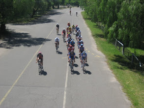 Photo: Cyclists at the KDT in Buenos Aires, Argentina  This place is so great...but only 1.25km in length for a lap