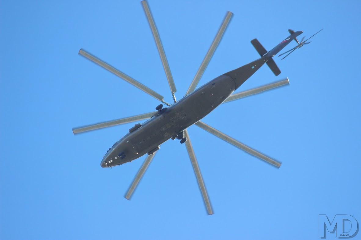 Самый большой вертолёт Ми-26