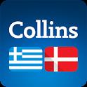 Collins Danish<>Greek Dictionary icon