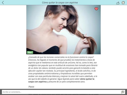 玩免費遊戲APP|下載Trucos para un pelo hermoso app不用錢|硬是要APP