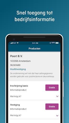 KVK App Handelsregister screenshots 3