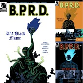 B.P.R.D.: The Black Flame