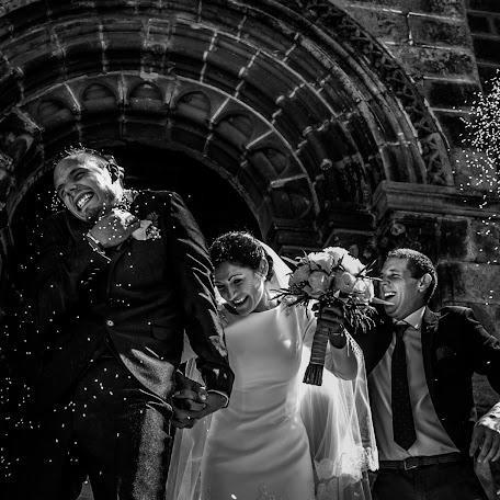 Fotógrafo de bodas Rafael ramajo simón (rafaelramajosim). Foto del 14.02.2018