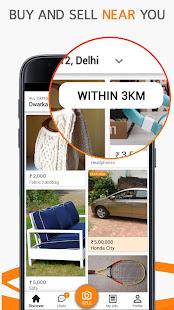 App OLX: Buy & Sell near you APK for Windows Phone