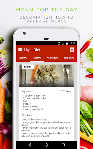 Diet 2019 - lose weight and stay healthy  - screenshot