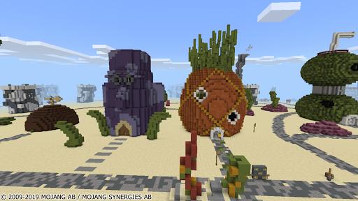 Bikini Bob Craft Maps screenshot 5