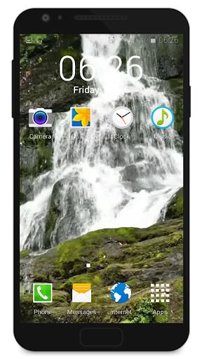 動態壁紙 - 基拉尼瀑布|玩休閒App免費|玩APPs