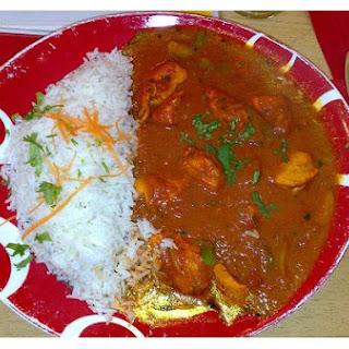 Indian Chicken.