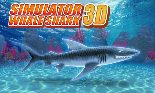Simulator: Whale Shark 3D