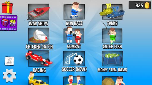 Cubic 2 3 4 Player Games screenshots 1