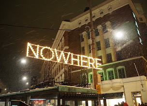 Photo: Nowhere