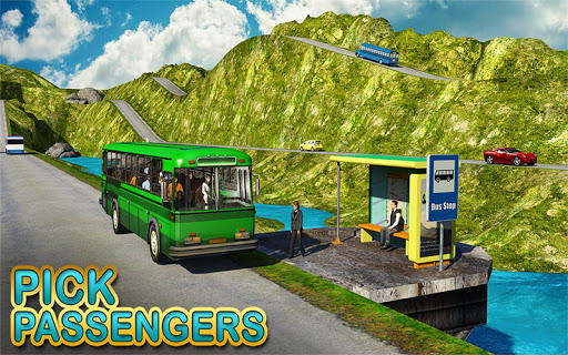 Bus Driver 3D: Hill Station 1.7 screenshots 8