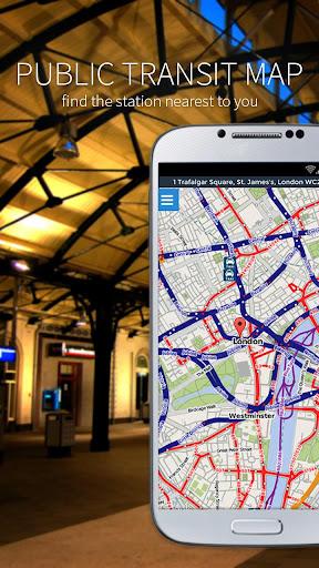 Maps, GPS Navigation & Directions, Street View screenshot 5