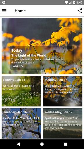 Daily Word of God - Lite 4.54.0 screenshots 1