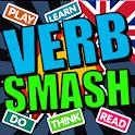 Verb Smash - English Grammar icon