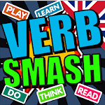 Verb Smash - English Tenses - Basic ESL Grammar Icon