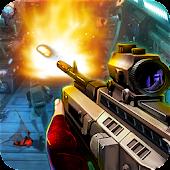 Sniper War:Alien Shooter