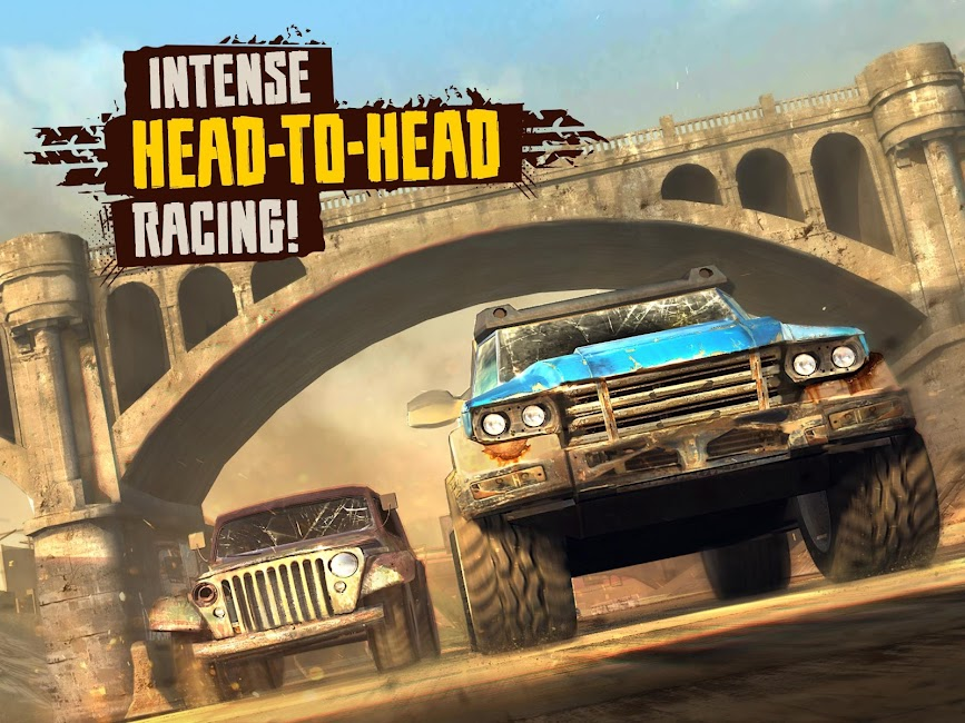 #12. Racing Xtreme: Best Driver 3D (Android)