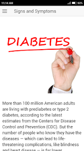 Warning Signs of Type 2 Diabetes - náhled