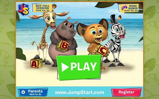 Madagascar: My ABCs Free screenshot 10