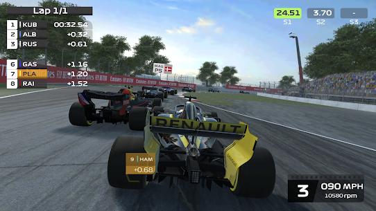 F1 Mobile Racing  4
