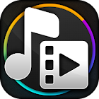 MP3, MP4 Audio Video Cutter, Trimmer, Converter icon