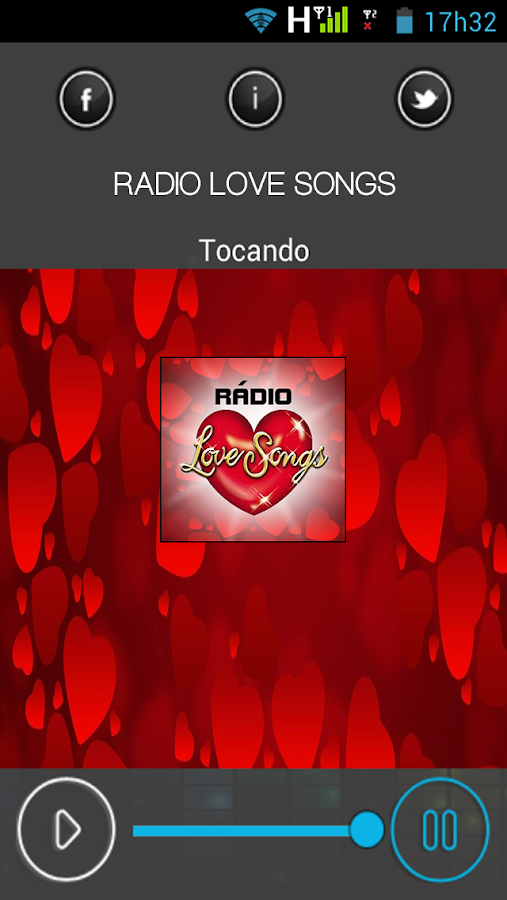 RÁDIO LOVE SONGS- screenshot