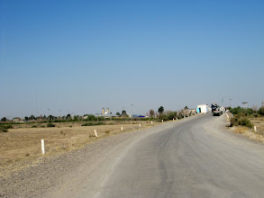 Photo: Day 159 -  - No Man's Land Between Iran and Turkmenistan