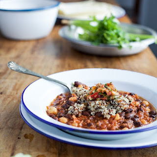 Supercharged 10-minute Chilli