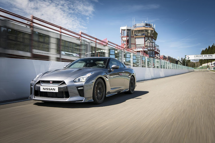The Nissan GT-R was the only car that Nissan said didn't pass Japanese safety standards.