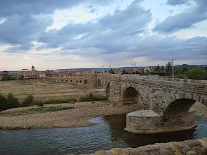 Photo: Puente Orbigo - passo honroso