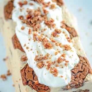 Oatmeal Creme Pie Ice Cream Cake
